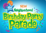 Sesame Place Park|Birthday, Halloween & Christmas Street Party Parade